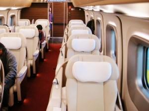 E5系グランクラス・1人席