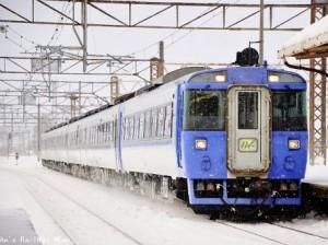 特急オホーツク号5