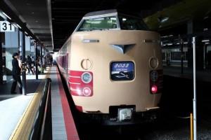 特急きのさき号381系