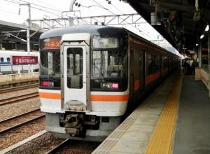 快速みえ・名古屋駅