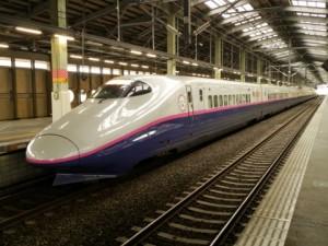 E2系新幹線とき号