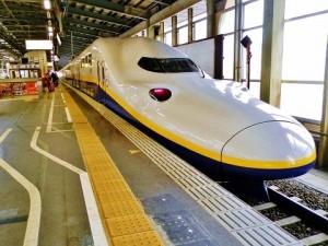 E4系新幹線とき号