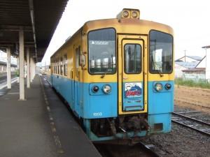 由利高原鉄道・1500カラー