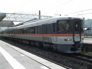 イベント列車・中山道トレイン