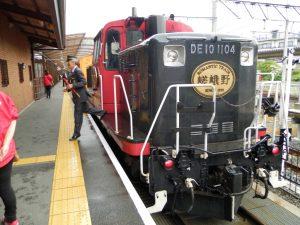 ディーゼル機関車DE101104