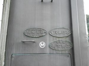 幡生工場で改造された12系くつろぎ