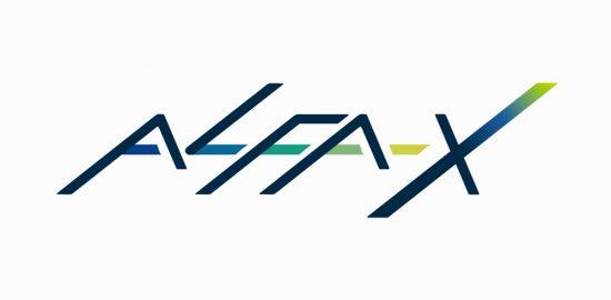 ALFA-Xロゴマーク